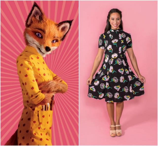 ms. fox + marta